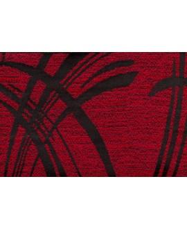Tela SHANGAI rojo